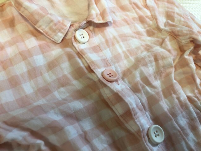 無印のパジャマ
