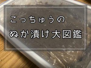 ぬか漬け大図鑑
