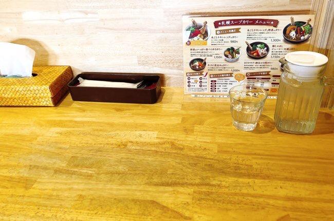 札幌スープカリー荒谷商店