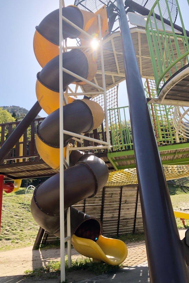 海田総合公園 遊具