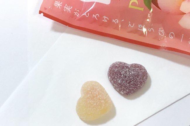 ピュレグミプレミアム 白桃&桜桃