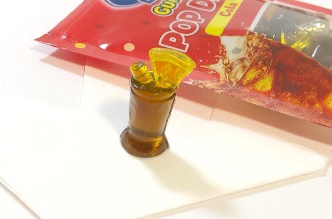 4Dグミ ポップドリンク コーラ