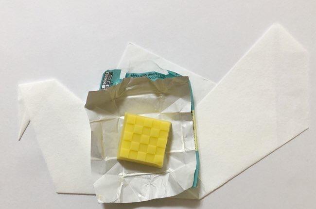 チロルチョコ ピュレグミレモン