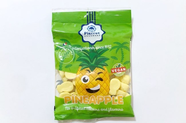 ピエログルマン パイナップルグミ