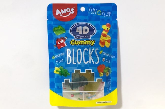 4Dグミブロックス カンロ